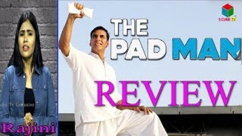 Pad Man Review by Rajini || Akshay Kumar | Radhika Apte | Sonam Kapoor | PadManMovie Rating