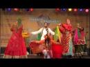 رقص بوشهری گروه کرشمه در جشن فرهنگهای فران1