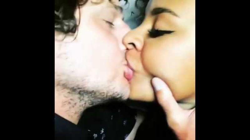 Lip Bite Kissing