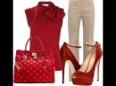 COMBINACIONES DE MODA USANDO PANTALON DE VESTIR FASHION COMBINATIONS USING DRESS PANTS