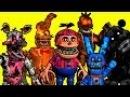 ЧТО БУДЕТ ЕСЛИ ДРАЗНИТЬ АНИМАТРОНИКА FNAF ФНАФ Майнкрафт в Реальной жизни Видео Для детей Мультик