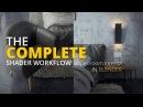 The Complete Shader Workflow of Bedroom Interior in Blender