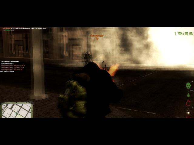 DarkNesSmmnts MTA DayZ NON-STOP 8 Spawn Warthog и тупые ne1zed