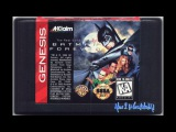NostalgiA SEGA Genesis Music Batman Forever - Full Original Soundtrack OST