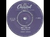 Bobby Darin - Not For Me