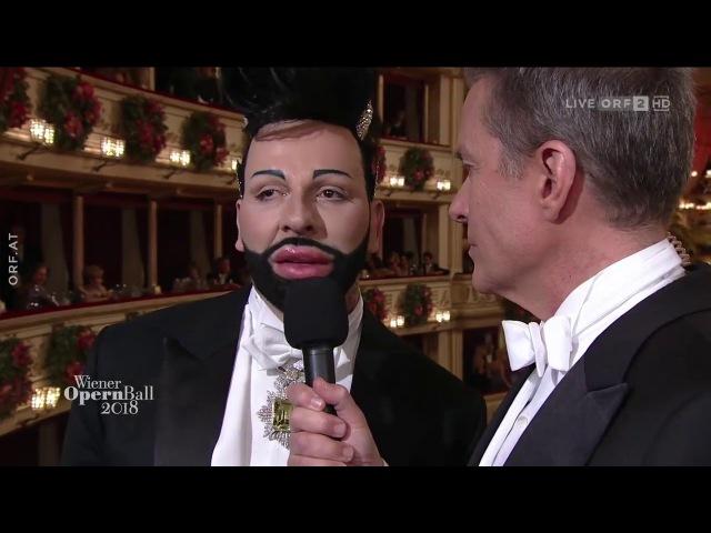 Wiener Opernball 2018: 3 - Das Fest (ORF)