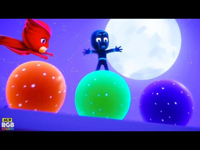 PJ Masks! Full Episodes! 38 Catboy! Sticky Splat Slingshot 16 Gekko! a the Snore-A-Sauras