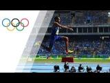 Taylor wins gold in Men's Triple Jump