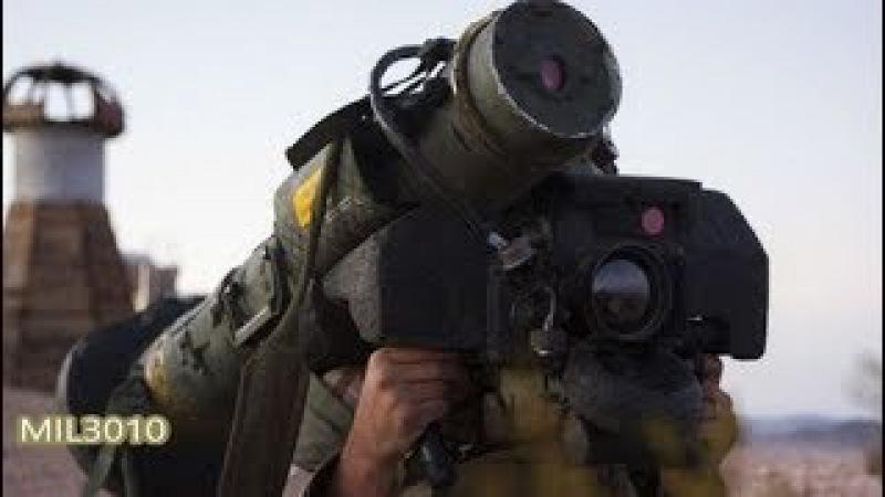 🔥 ПТРК Джавелин горячо встретит российские танки / FGM-148 Javelin
