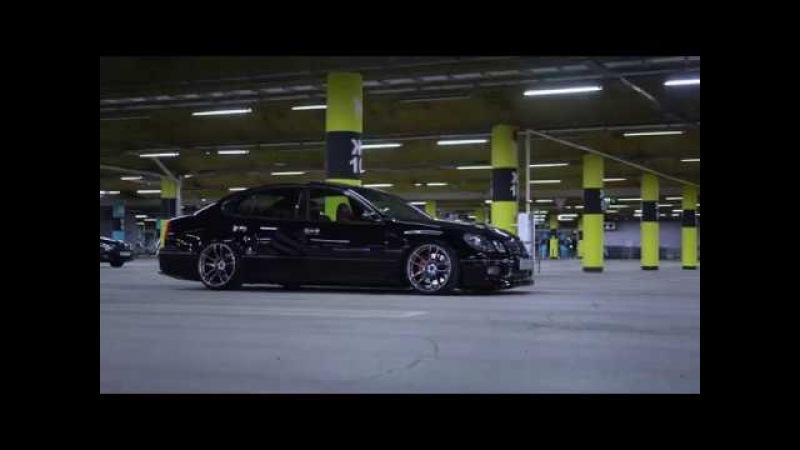 Toyota Aristo | Lexus GS300 4K