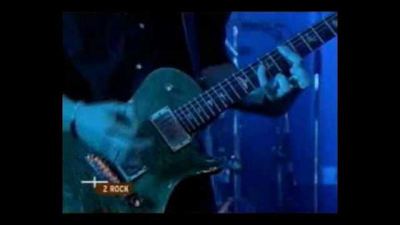Nickelback - Woke Up This Morning (Live At Bizarre 2001)