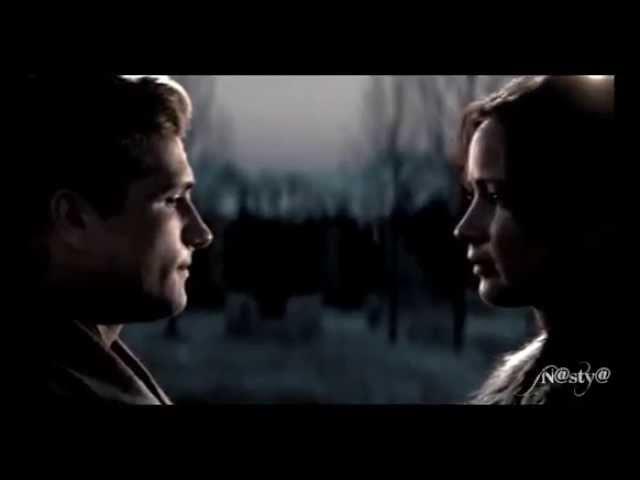 Katniss Peeta | The Hunger Games (ГИ - Зачем придумали любовь?)