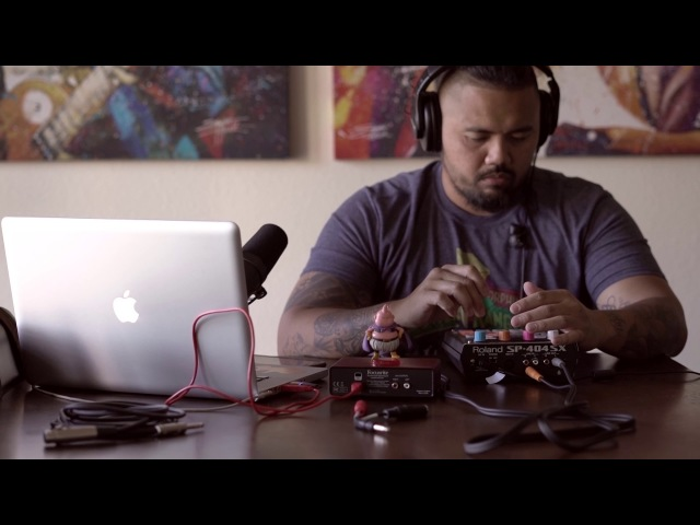 Table Top Sessions | SP-404SX Live Set