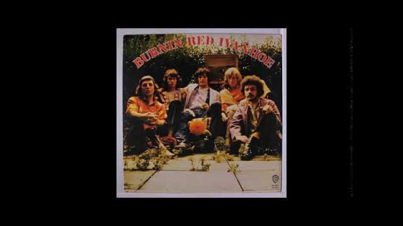 Burning Red Ivanhoe - Burning Red Ivanhoe (1970)[Full Album]
