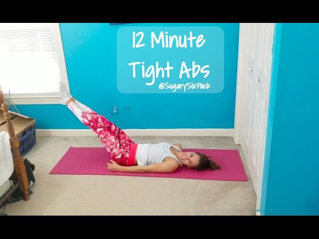 12 Minute Tight Abs