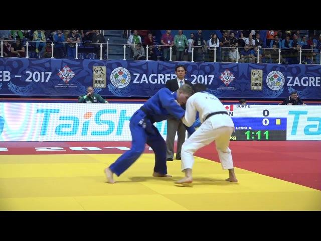World Championship Juniors 2017: TEPKAEV Turpal (Russia) - TOTH Benedek (Hungary)