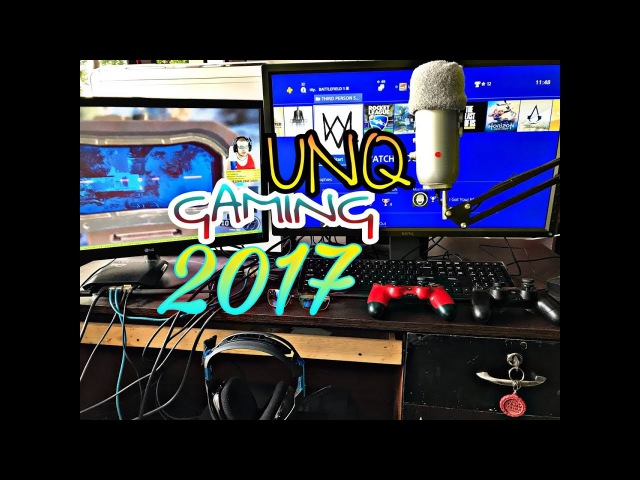 UNQ STORE GAMING SETUP TOUR 2017
