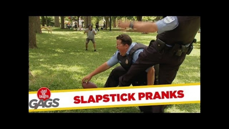 Best Slapstick Pranks - Best of Just for Laughs Gags