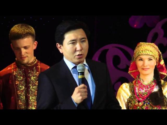ЛАДУШКИ 25 лет Юбилейный концерт ЦДК Ульба 2012 г