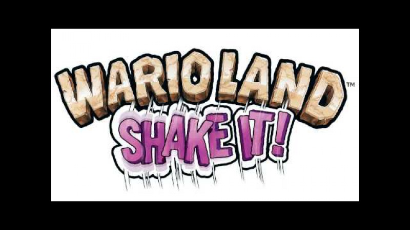 Slipshod Slopes - Wario Land: Shake It! Music Extended