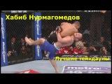 Хабиб Нурмагомедов. Лучшие тейкдауны