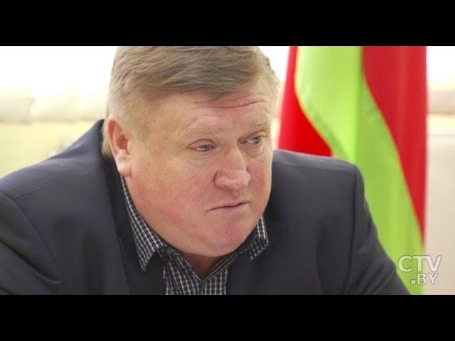 Тетерин об отставке Дуброва и Волчкова Новости белорусского тенниса