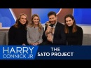 Harry Shares Exciting News with The Sato Project