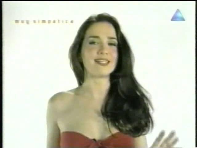 Natalia Oreiro . Venenososdesiempre.com . Promo Inicio Kachorra 2002