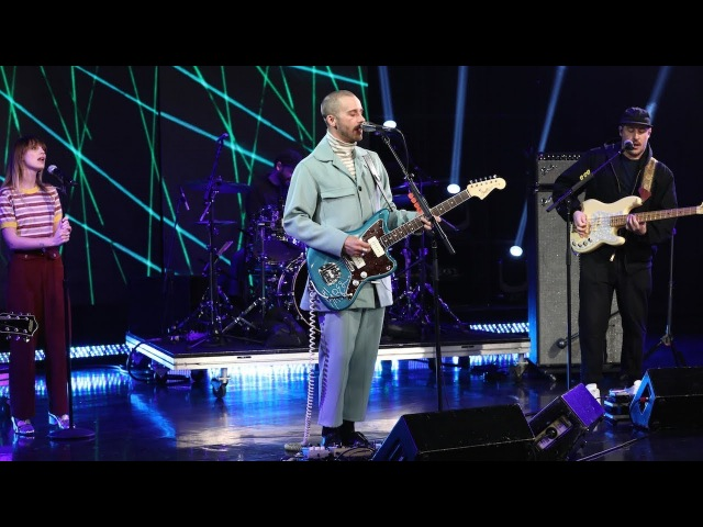 Portugal. The Man Live in the Moment on Ellen