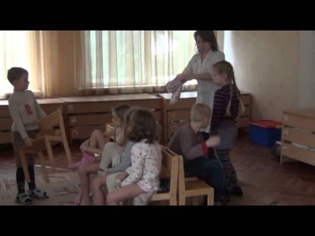 пробуждение детей в детском саду