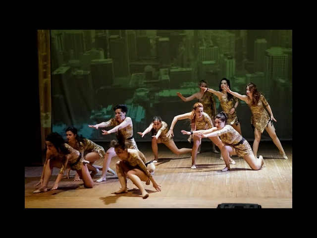 Наше выступление Афро джаз. Школа танцев Dance Life в Белгороде.