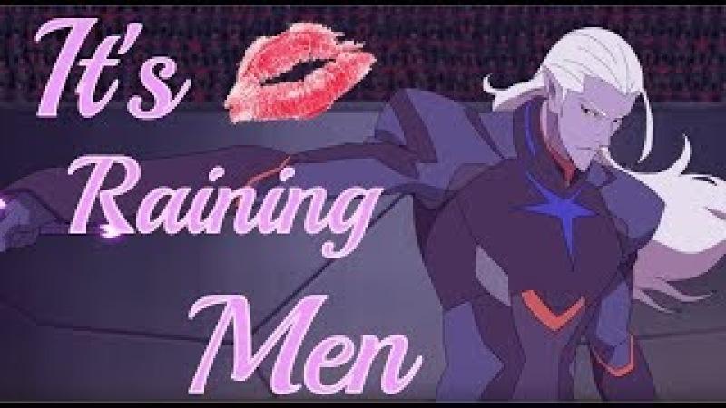 Voltron - It's Raining Men