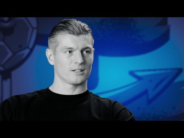 Pepsi MAX Presents: LOVE IT. LIVE IT.   UCL winner Toni Kroos reveals his most emotional final!