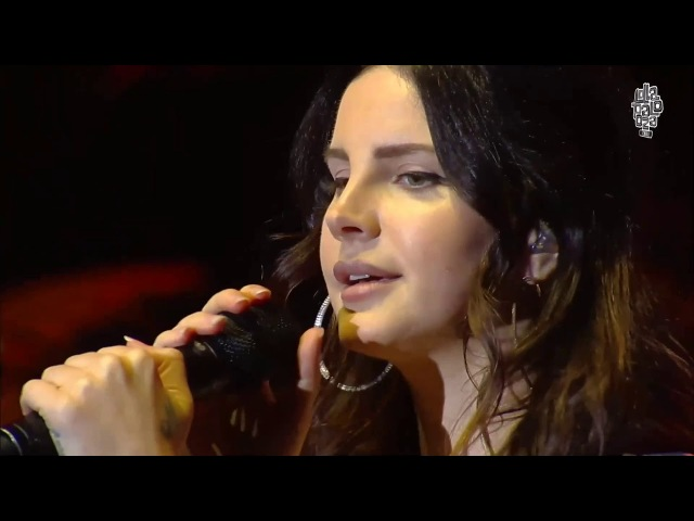 Lana Del Rey - Full Concert Live 2018 in Chile Lollapalooza [1080p 60 FPS]