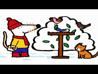 Maisy Mouse Official 🐦 Bird 🐦 English Full Episode | Cartoon For Kids