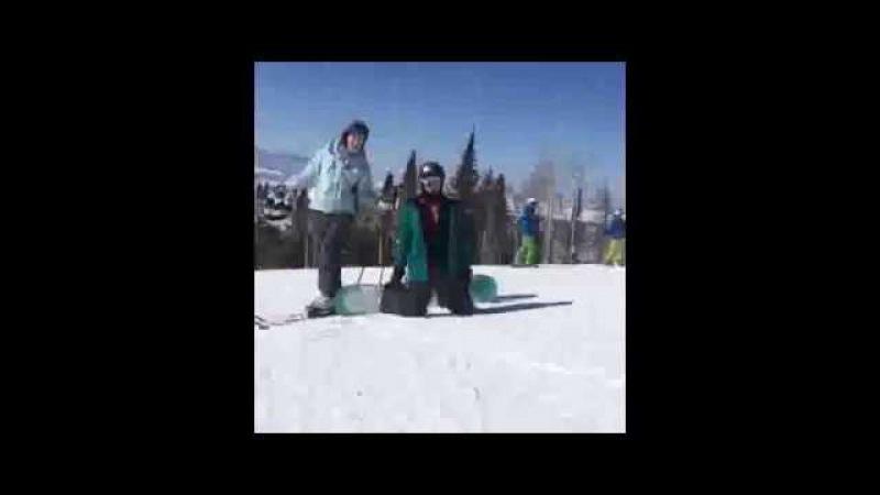 Say Colorado, I'M A GIRAFFE! -Vine original