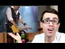 Как играть на гитаре как ДЖОННИ ДЕПП STEVIE T RUS