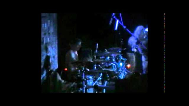 Aborted - The Saw the Carnage Done - Etienne Gallo drum cam (France 2006).wmv