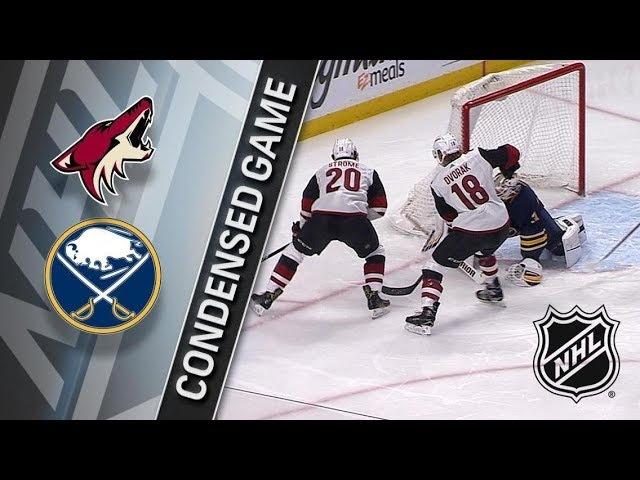 Arizona Coyotes vs Buffalo Sabres March 21, 2018 HIGHLIGHTS HD