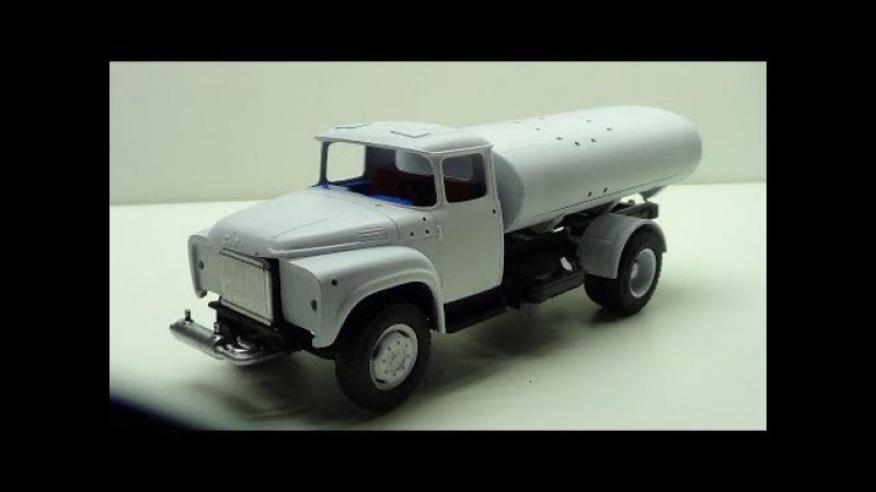 Сборка КИТ ТСВ-6(130) AVD Models