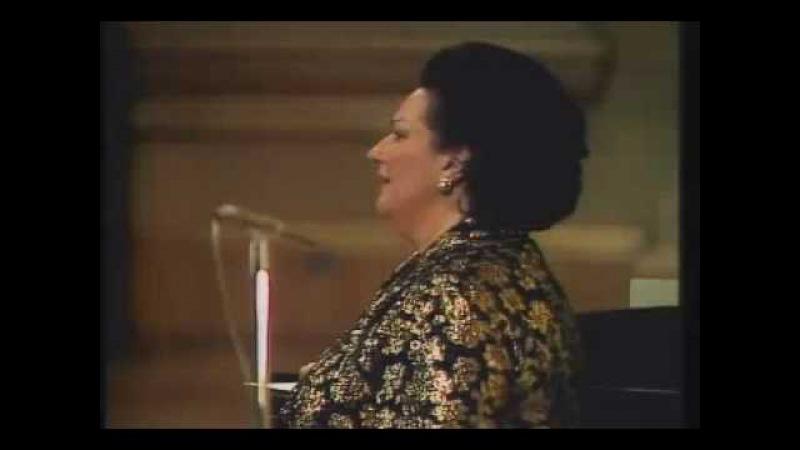Montserrat Caballe 'Sposa son desprezzata' Bajazet Vivaldi.avi