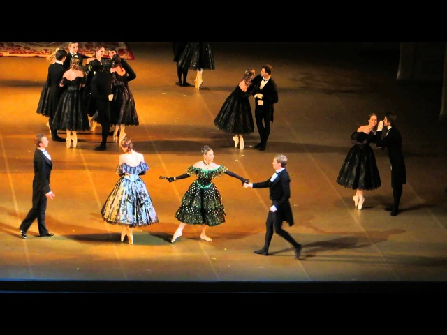 Lady of the Camellias - Svetlana Zakharova, Edvin Revazov (12)