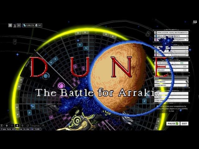 Warframe Mandachord: Dune 2 Edition