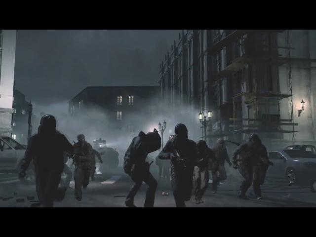 CoD Call of Duty. Мой №2 проэкт.