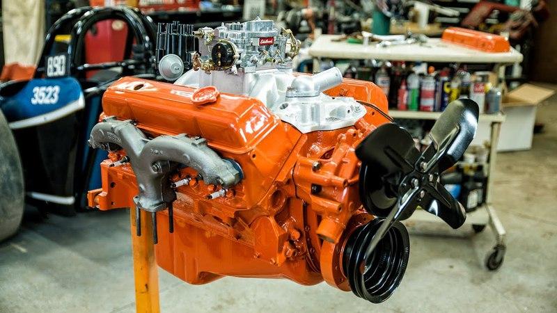 How we rebuilt our Chevy Small-Block V-8 engine | Redline Rebuilds Explained - S1E2
