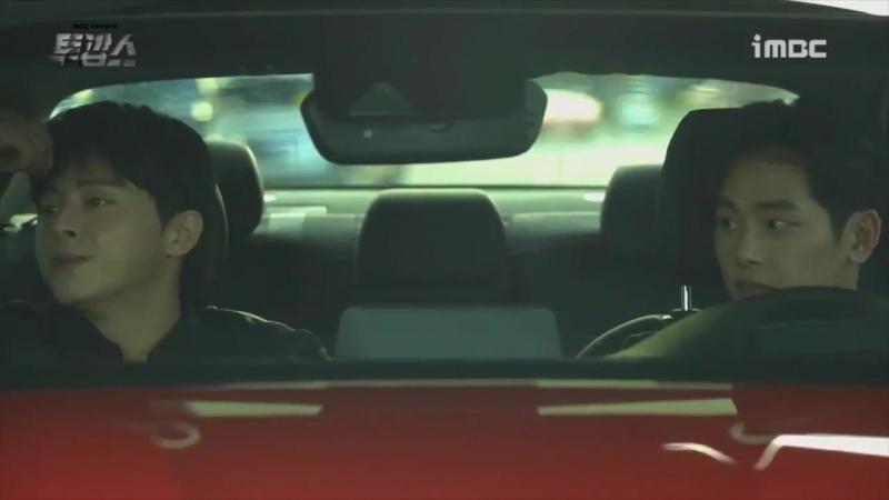 171124 | MBC Drama «Two cops» Teaser (Hoyas cut)