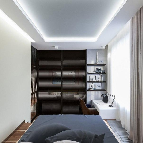 Дизайн небольшой квартиры в Москве