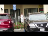 January 3: Video of Justin and Selena Gomez leaving hot pilates in West Hollywood, California.