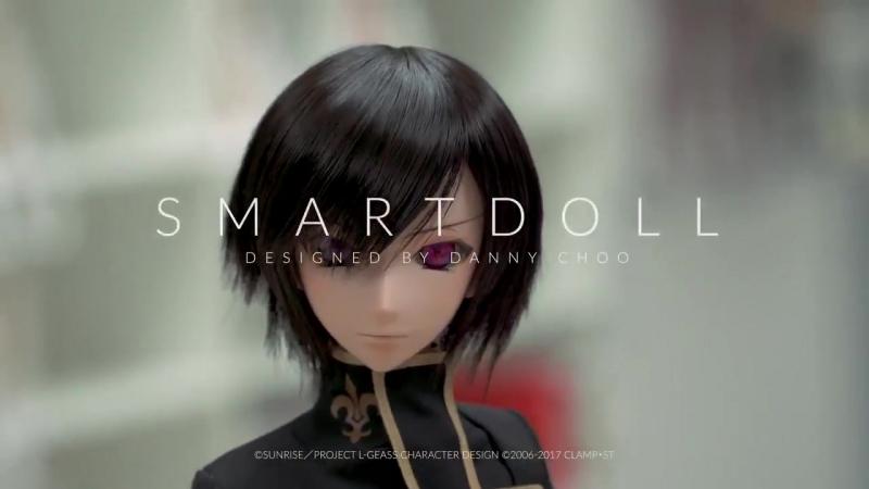 Lelouch Smart Doll styling