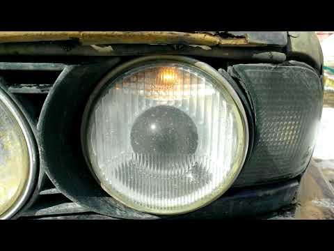 БМВ Е34 Стояночные огни BMW E34